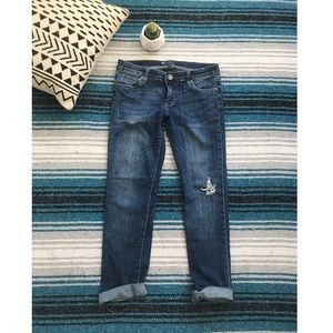 Kurt from the Kloth Distressed Jeans